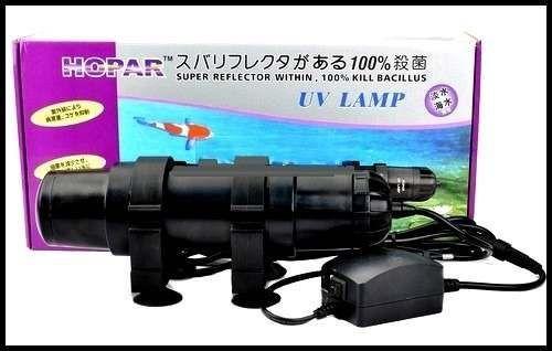 Hopar Filtro UV-611 24W 110 V