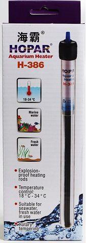 Hopar Termostato H-386 075W (p/ aqua de 75lts) - 220 V