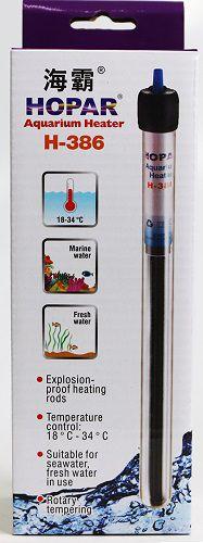 Hopar Termostato H-386 100W (p/ aqua de 100lts) - 110 V