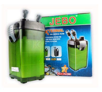 Jebo Filtro Canister 0800 L/H 625 (copo verde)-220V