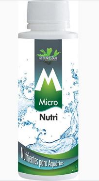 Mbreda Micro Nutri 0120 ml (NOVO)