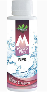 Mbreda Macro Plus NPK 0120 ml (NOVO)