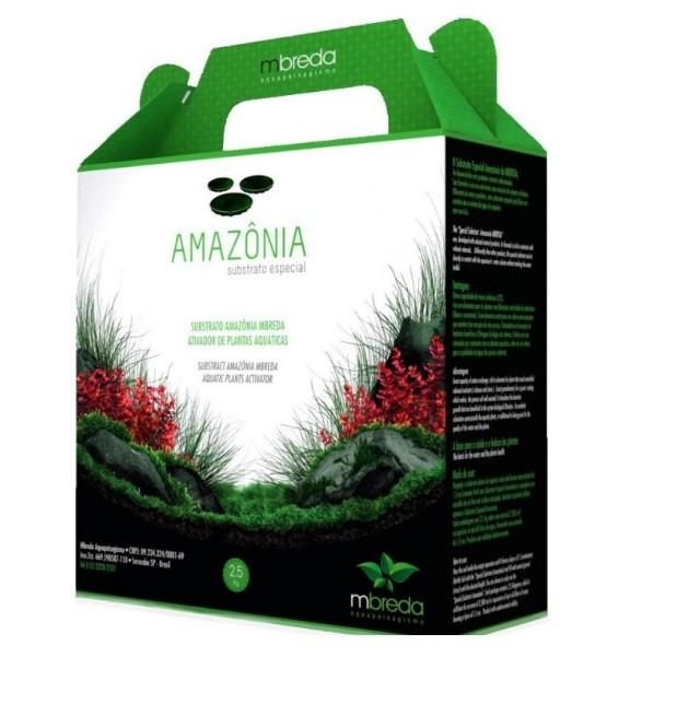 MBreda Substrato Amazônia 02,5 kg (NOVO)