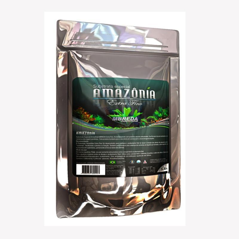 MBreda Substrato Amazônia Extra Fino 01,5 kg