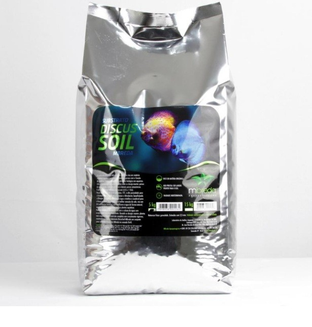 MBreda Substrato Discus Soil 05 kg (NOVO)