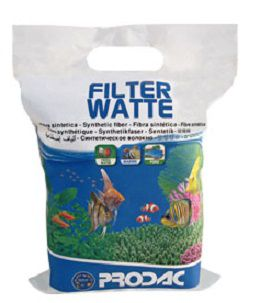 Prodac Lã Acrílica Filter Watte  250 grs  ( Perlon Especial )
