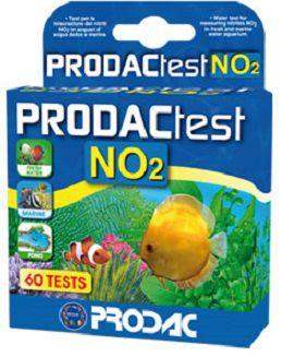 Prodac Teste Nitrito (NO2) - 60 TESTES (DOCE/MARINHO)