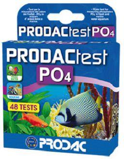 Prodac Teste FOSFATO (PO4) - 48 TESTES (DOCE/MARINHO)