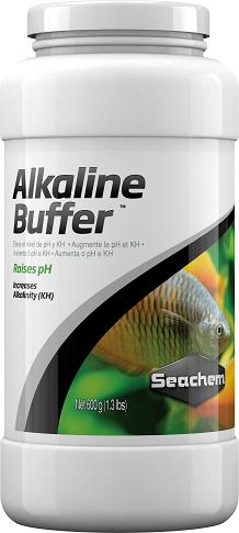 Seachem Alkaline Buffer 0600 grs