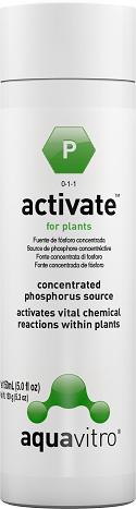 Seachem Aquavitro Activate 150 ml (plantado)