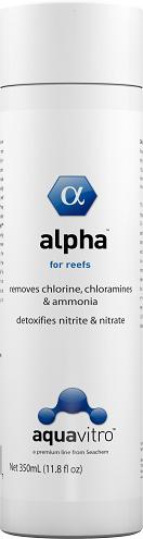Seachem Aquavitro Alpha 0350 ml (marinho)