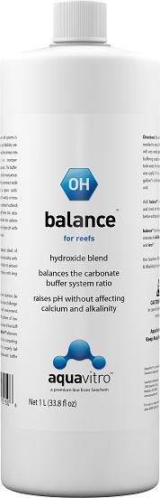 Seachem Aquavitro Balance 1000 ml (marinho)