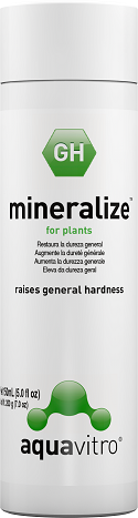 Seachem Aquavitro Mineralize 150 ml (plantado)