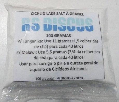 Seachem Cichlid Lake Salt 0100 grs (À GRANEL) Preço de Custo