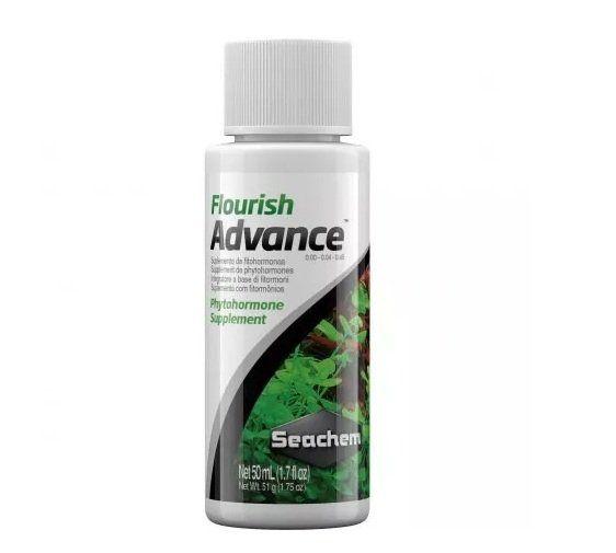 Seachem Flourish Advance 050 ml (fito-hormônio para crescimento de plantas)