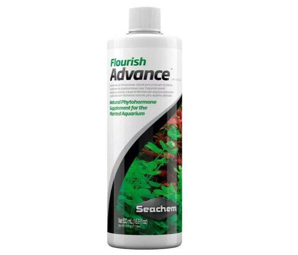 Seachem Flourish Advance 500 ml (fito-hormônio para crescimento de plantas)