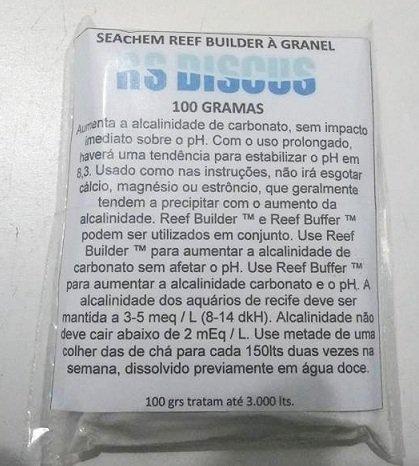 Seachem Reef Builder 0100 grs  (À GRANEL)(L) Preço de Custo