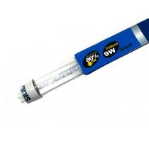 SKRW Lampada Led T8 09W 60 cm (Azul) ( Novidade )