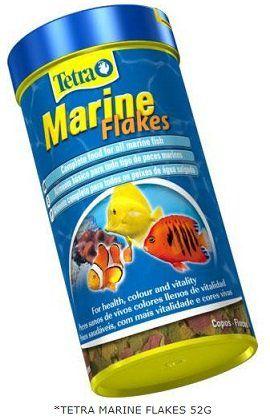 Tetra Marine Flakes 52 grs (L)
