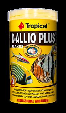 Tropical D-allio Plus 020g