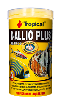 Tropical D-allio Plus Flakes 220g