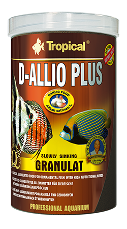Tropical D-allio Plus Granulat 0022g