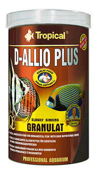 Tropical D-allio Plus Granulat 0600g