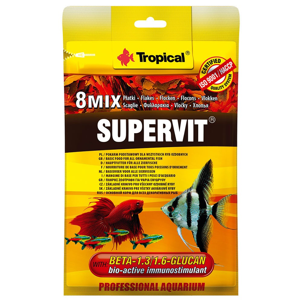 Tropical Supervit 0012g (sachet)