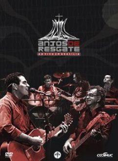 DVD Anjos De Resgate - Ao Vivo Em Brasilia