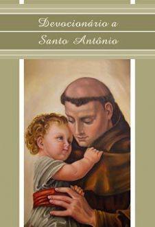 Livro Devocionário a Santo Antônio