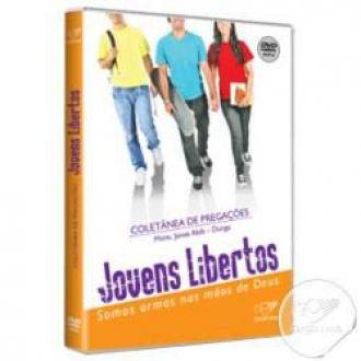 COLETANEA DE PREGACOES JOVENS LIBERTOS - MONS. JONAS ABIB e DUNGA