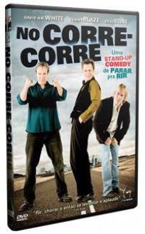 DVD NO CORRE-CORRE