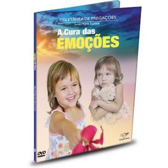 DVD COLETANEA DE PREGACOES A CURA DAS EMOCOES - IRMA MARIA EUNICE