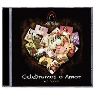 CD CELEBRAMOS O AMOR AO VIVO - MINISTERIO AMOR e ADORACAO