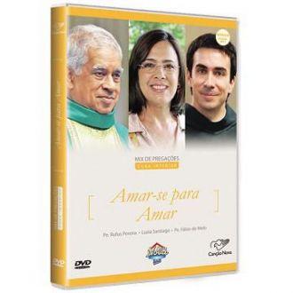 DVD MIX DE PREGACOES AMAR-SE PARA AMAR - INTERPRETES DIVERSOS