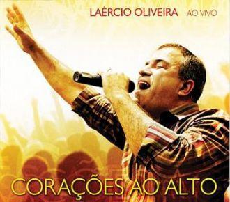 CD CORACOES AO ALTO - LAERCIO OLIVEIRA