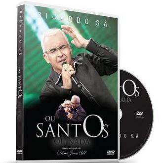 DVD OU SANTOS OU NADA - RICARDO SA