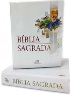 Bíblia Sagrada Nova Tradução na Linguagem de Hoje Bolso Eucaristia