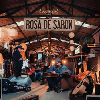 CD ROSA DE SARON - ESSENCIAL