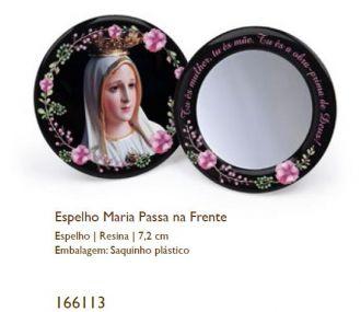 ESPELHO MARIA PASSA NA FRENTE