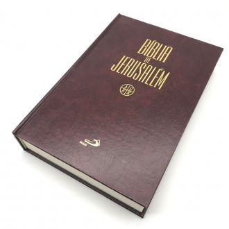 BIBLIA SAGRADA DE JERUSALEM GRANDE CAPA DURA
