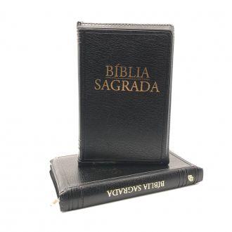 Bíblia Sagrada Nova Tradução na Linguagem de Hoje Média Ziper Preta
