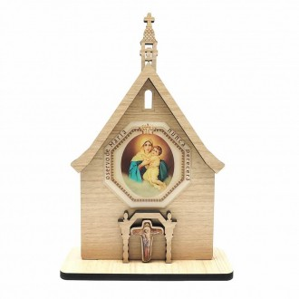 Capela Mãe Rainha Igreja Tradicional