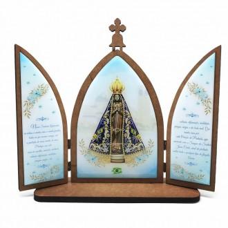 Capela Nossa Senhora Aparecida Grande com Porta