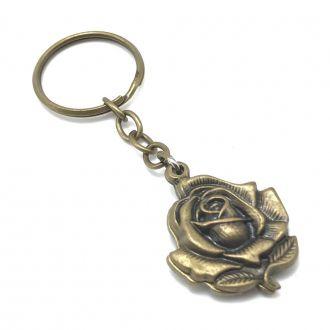 Chaveiro Novena das Rosas Santa Teresinha Ouro Velho
