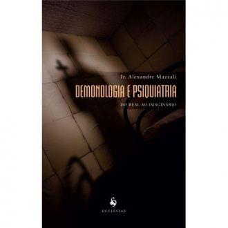 LIVRO DEMONOLOGIA E PSIQUIATRIA - IR. ALEXANDRE MAZZALI - MALEFÍCIOS ESPIRITUAIS