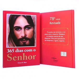 LIVRO 365 DIAS COM O SENHOR - GWEN R. SHAW