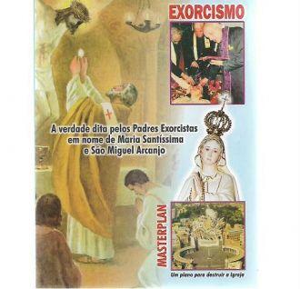 LIVRO EXORCISMO: A VERDADE DITA PELOS PADRES EXORCISTAS - EXPERIÊNCIAS REAIS