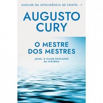 Livro O Mestre dos Mestres Análise da Inteligencia: Augusto Cury