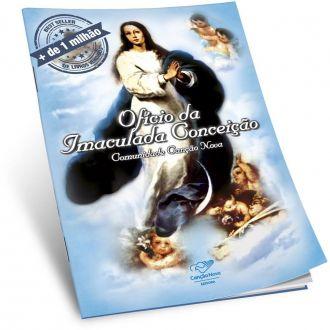 Livro Oficio da Imaculada Conceição Comunidade Canção Nova